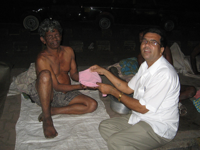 Help for Leprosy