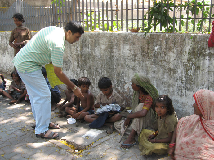 Middle-Aged Orphans and Street Children's